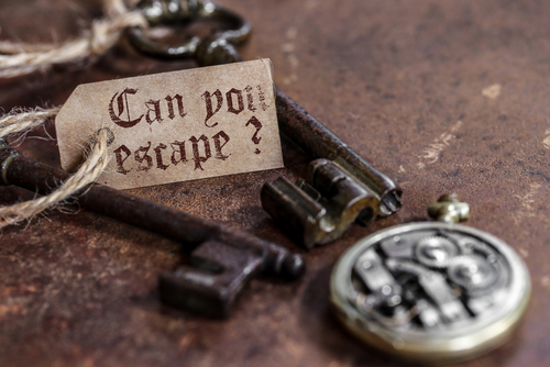 ¿En qué se basan los niveles de dificultad de un escape room?